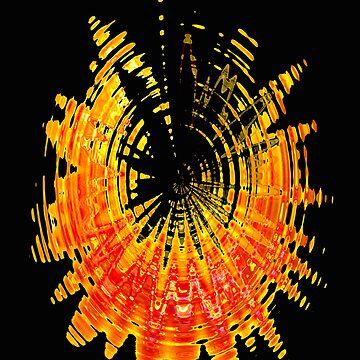Fire circle by misnetcha