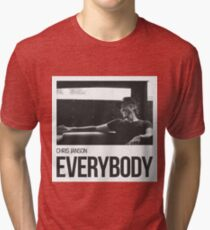 Chris Janson tour 2017 Tri-blend T-Shirt