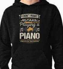 Piano Player Mistakes T-Shirt