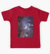 Blue Galaxy Kids Clothes