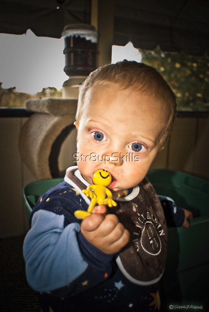 The Adventures of Babysitting by Str8upSkills