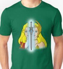 She-Ra Princess of Power - Adora/She-Ra/Sword - Color Unisex T-Shirt
