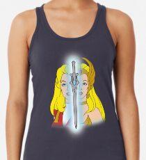 She-Ra Princess of Power - Adora/She-Ra/Sword - Color Tanktop für Frauen