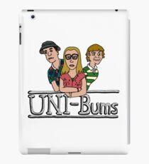 UNI-Bums iPad Case/Skin