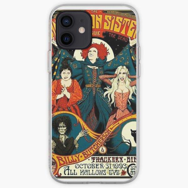 Sanderson Sisters Tour Poster iPhone Soft Case