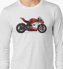 Ducati Panigale V4 Speciale Long Sleeve T-Shirt