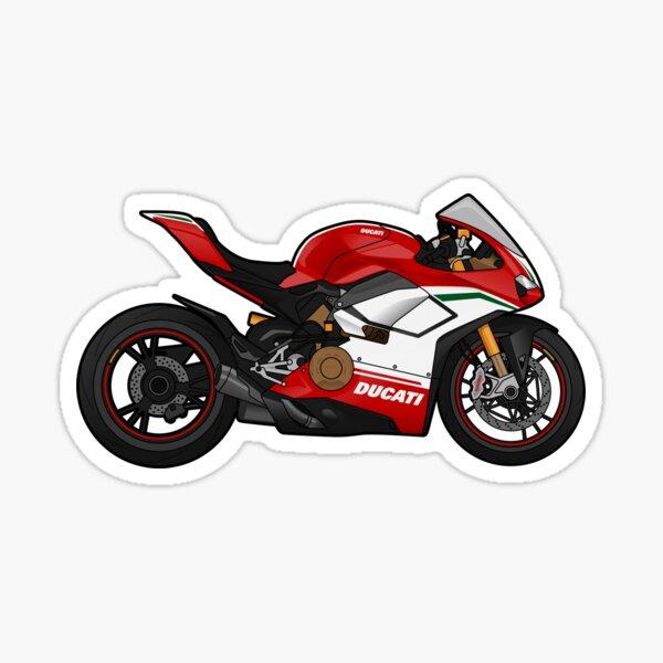 Ducati Panigale V4 Speciale Sticker