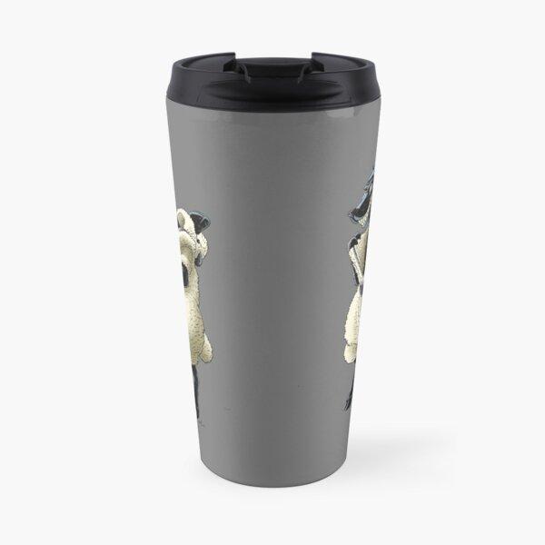 Wolf in Sheeps Clothing Travel Mug