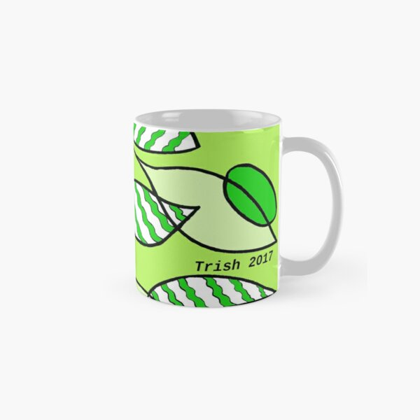 Summer Warmth-Trish Classic Mug