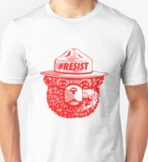 Smokey Resist National Park Unisex T-Shirt