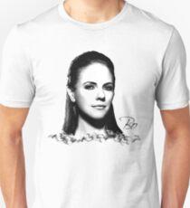 Bo in Black & White T-Shirt