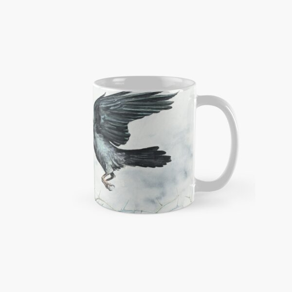 Huggin and Muninn Classic Mug