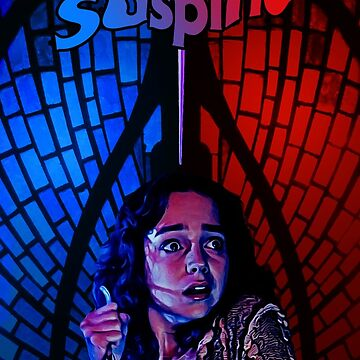 Suspiria Red and Blue by EndoftheDream