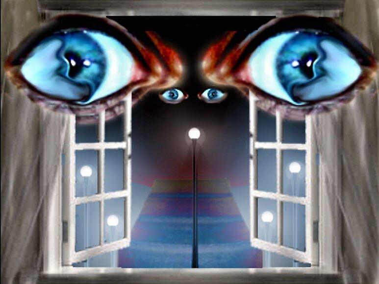 Open eyes......Windows to the soul by CheyenneLeslie Hurst