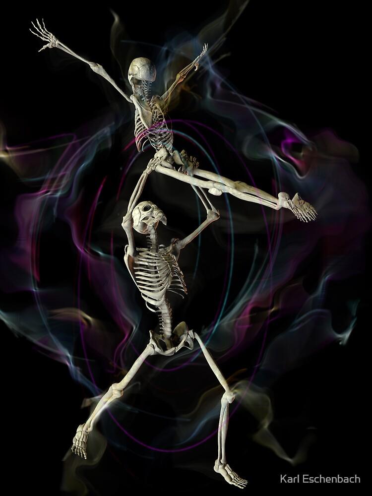 Baile de los Muertos 5 by Karl Eschenbach