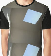 Blue Sky, White Light Graphic T-Shirt
