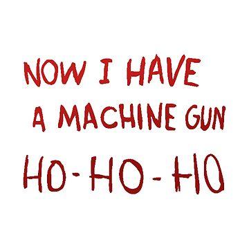 Now I have a Machine Gun by Matty723