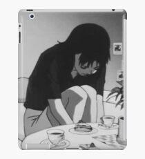 Sad Girl - Perfect Blue iPad Case/Skin