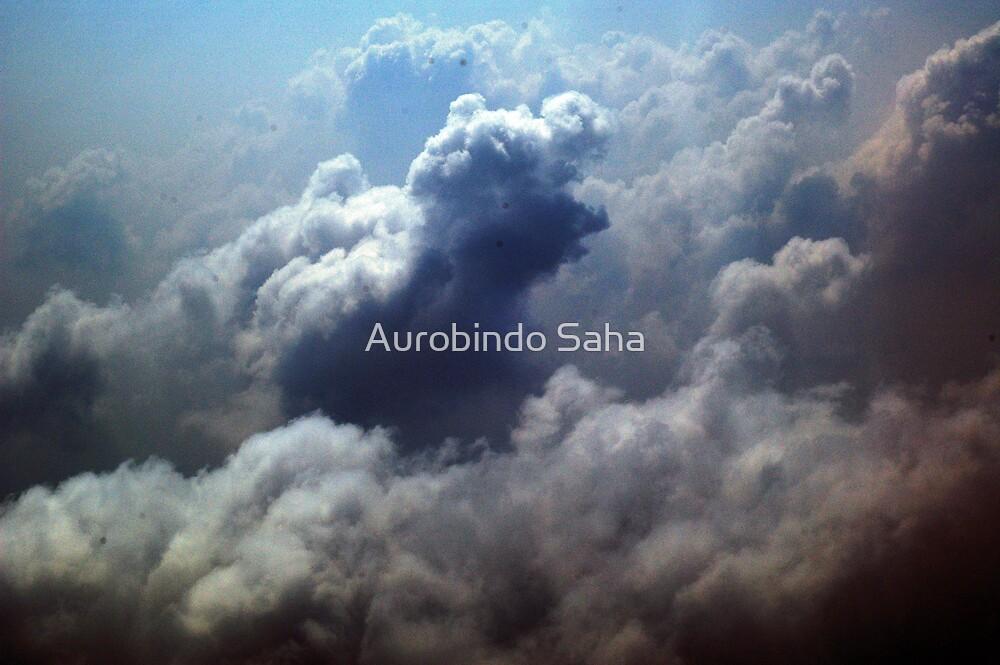 Abode of Gods by Aurobindo Saha