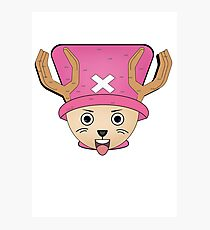 One Piece chopper charcter T-shirt | redbubble Photographic Print