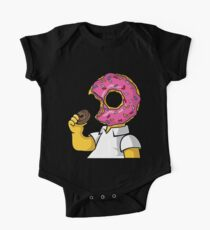 I Love Donuts One Piece - Short Sleeve