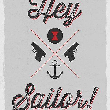 Hey Sailor by mithborien