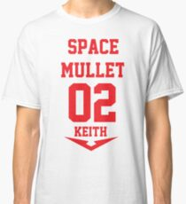 Space Mullet Classic T-Shirt