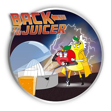 Back to the Juicer by Triluen