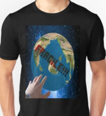 the fragile planet T-Shirt