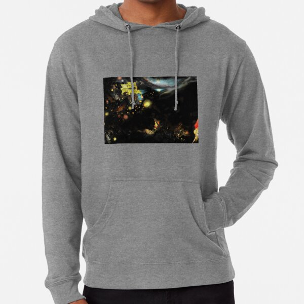 The Time Battle continues Lightweight Hoodie