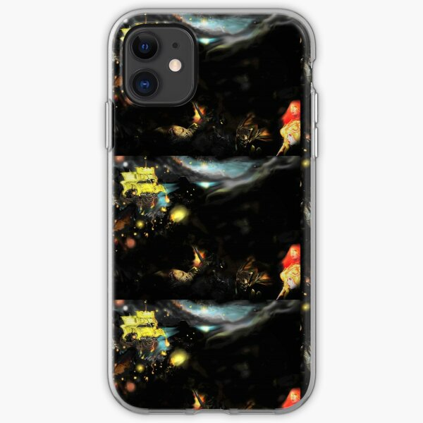 The Time Battle continues iPhone Soft Case
