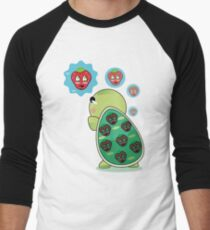 cute turtles with the strawberry | redbubble T-Shirt