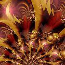spiralworks 4 by Günter Maria  Knauth