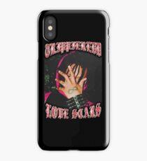LOVE SCARS 14  iPhone Case/Skin