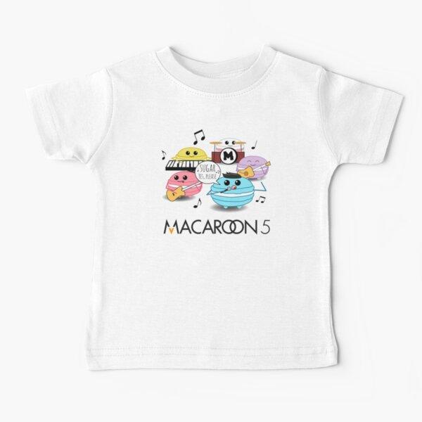 Macaroon 5 Baby T-Shirt