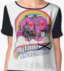 My Little Dreadnought Women's Chiffon Top