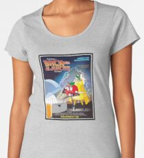 Back to the Juicer 2 Women's Premium T-Shirt