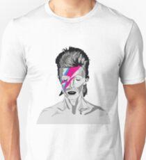 Aladdin Sane - David Bowie  Unisex T-Shirt