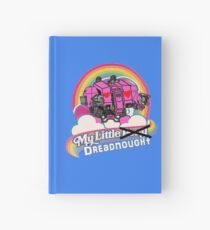 My Little Dreadnought Hardcover Journal