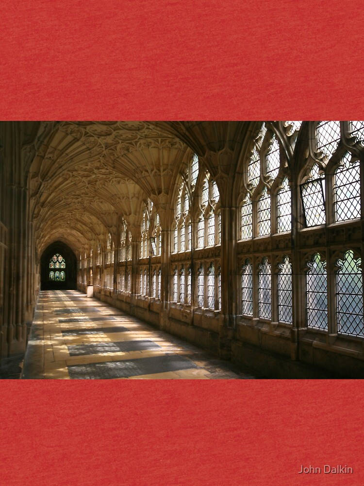 Cloister Shadows by JohnDalkin