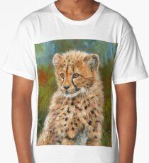 Cheetah Cub Long T-Shirt