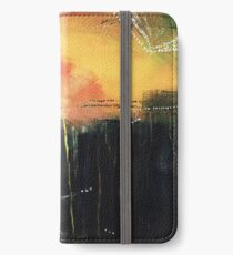 Abstract 18 iPhone Wallet/Case/Skin