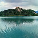 The Magical Lake Bled (Slovenia) by TalBright