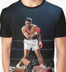 Muhammad ali poster Graphic T-Shirt