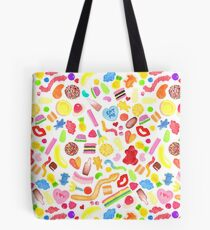 Mixed Lollies Tote Bag