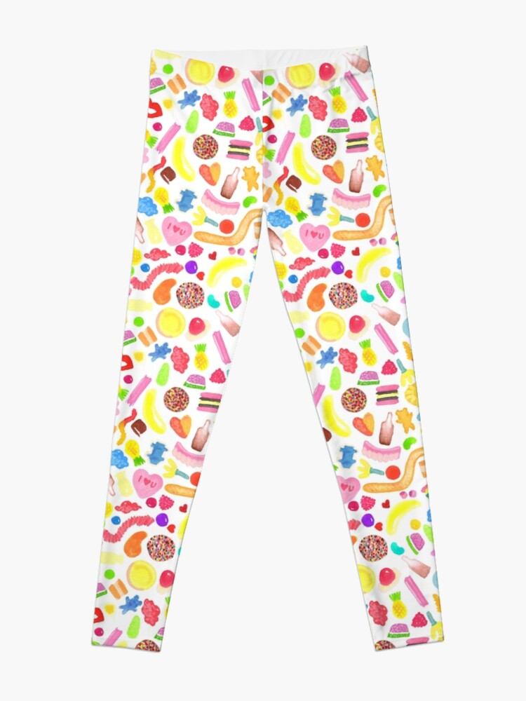 Alternate view of Mixed Lollies Leggings
