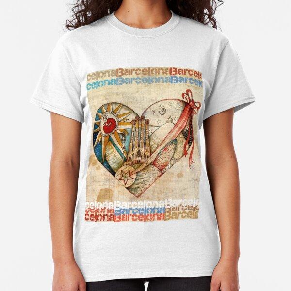 Barcelona Spirit - Vintage Classic T-Shirt
