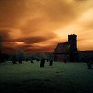Upleatham Church (wide) by PaulBradley