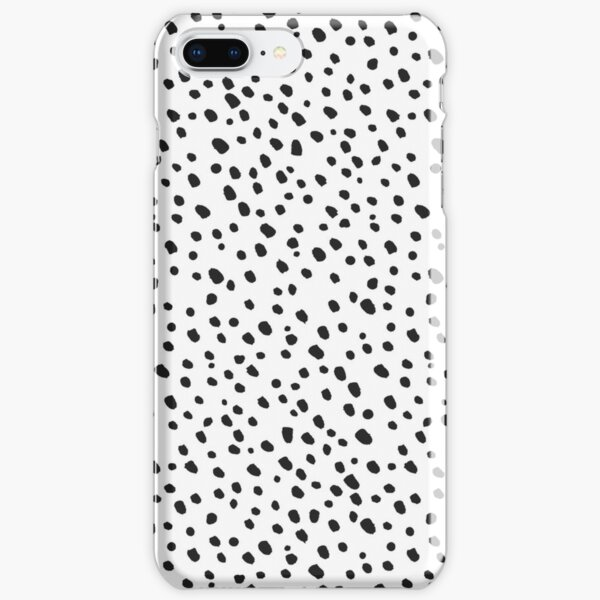 Black Dots by Minikuosi iPhone Snap Case