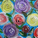 Bright Roses by SallyJTaylor